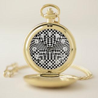 Reloj De Bolsillo Inspectores torcidos (chinos/japonés) por K