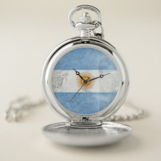 Reloj De Bolsillo La Argentina