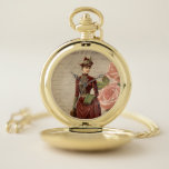 Reloj De Bolsillo La victoriana vintage Lady Pocket Watch