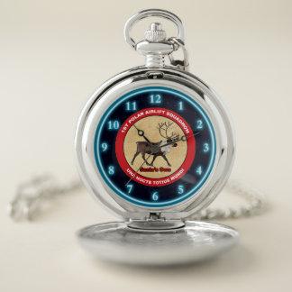 Reloj De Bolsillo Los propios de Santa - 1ra escuadrilla polar del