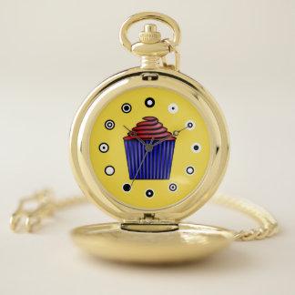 Reloj De Bolsillo Magdalena (cara binaria) por Kenneth Yoncich