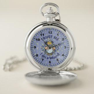 Reloj De Bolsillo Mago con la bola