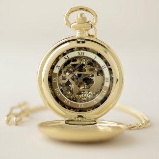 Reloj De Bolsillo Mecanismo 6