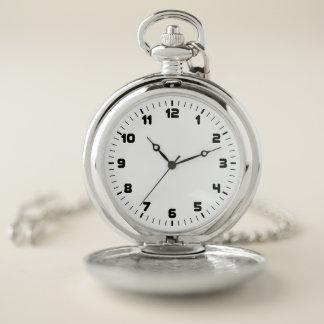 Reloj De Bolsillo Moderno retro