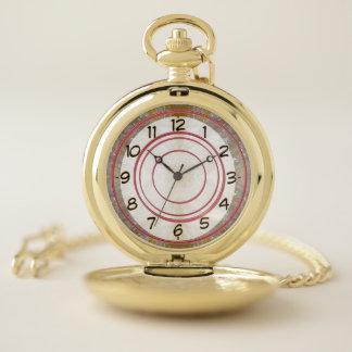 Reloj de bolsillo: Oro este reloj de bolsillo