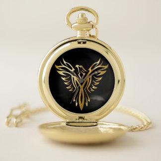 Reloj De Bolsillo Oro metálico Phoenix