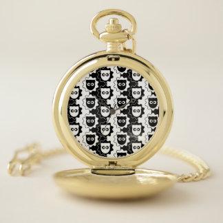 Reloj De Bolsillo Ovejas de Versa de la visa