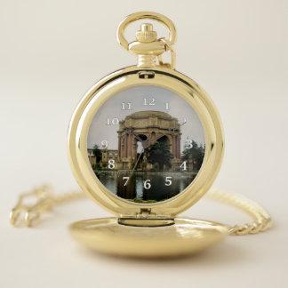 Reloj De Bolsillo Palacio de bellas arte