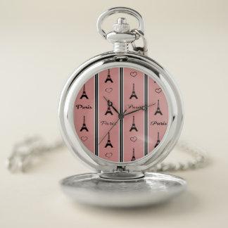 Reloj De Bolsillo París