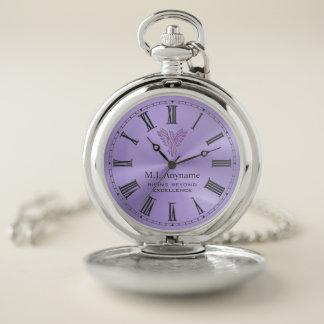 Reloj De Bolsillo Regalo de levantamiento del retiro de Phoenix de