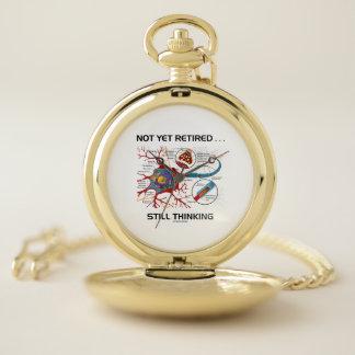 Reloj De Bolsillo … Sinapsis todavía de pensamiento no todavía