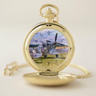 Reloj De Bolsillo Spitfire