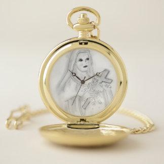 Reloj De Bolsillo st Teresa