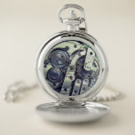 Reloj De Bolsillo Steampunk adapta al Victorian Pocketwatch del