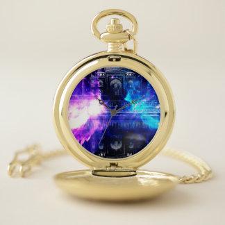 Reloj De Bolsillo Sueños de Amorem Amisi el Taj Mahal del anuncio