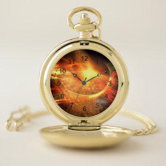 Reloj De Bolsillo Supernova