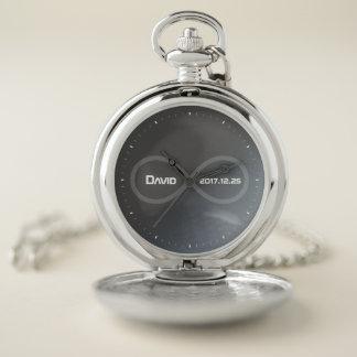 Reloj De Bolsillo Sus regalos conocidos del friki del infinito del |