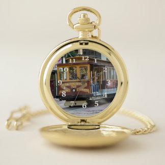 Reloj De Bolsillo Teleférico