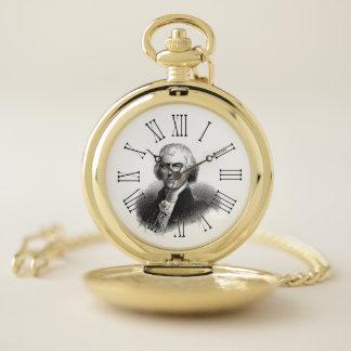 Reloj De Bolsillo Thomas Jefferson