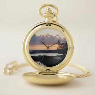 Reloj De Bolsillo ¡Tiempo de Hawaii!