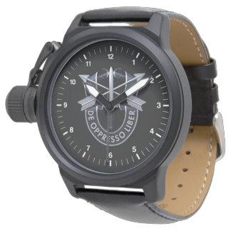 Reloj de De Oppresso Liber de las fuerzas
