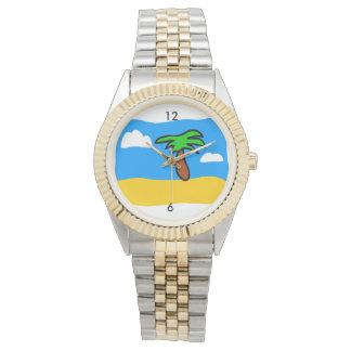 Reloj de día tropical