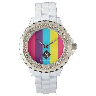Reloj de encargo con el color que combina 4