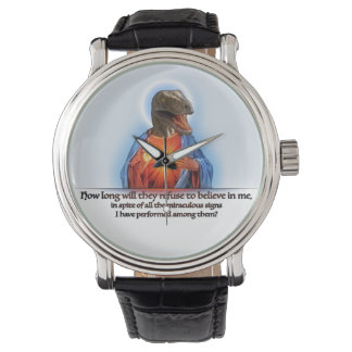 Reloj de Jesús del rapaz