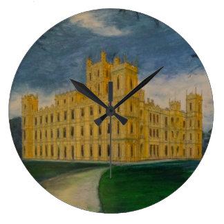 Reloj de la abadía de Downton