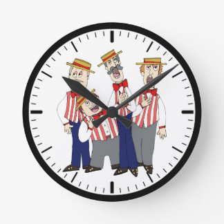 Reloj de la barbería