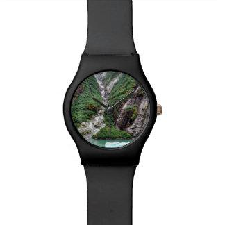 Reloj de la cascada