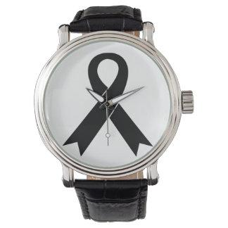Reloj de la conciencia del melanoma