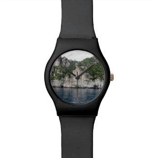 Reloj de la costa de Amalfi