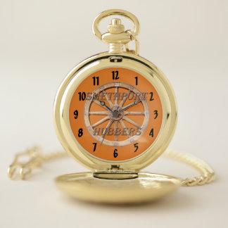 Reloj de la fan de Smethport Hubber