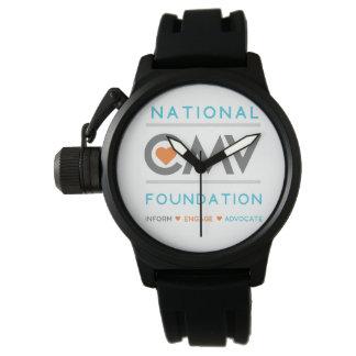 Reloj de la fundación del nacional CMV