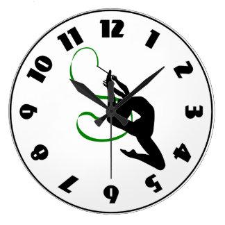 Reloj de la gimnasia rítmica