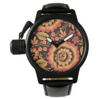 Reloj de la impresión de Motf