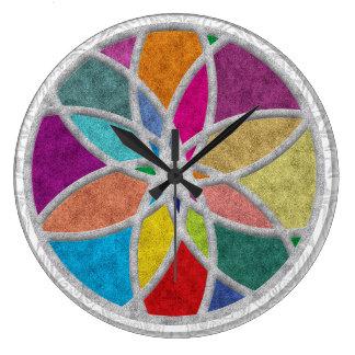 Reloj de la mandala