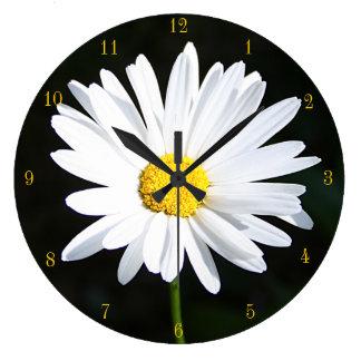 Reloj de la margarita de Shasta