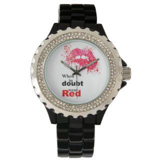 Reloj de la mujer