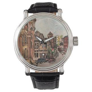 Reloj de la pintura de poca Italia, Cleveland,