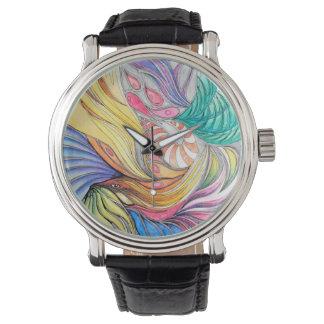 Reloj de las frondas de Phoenix