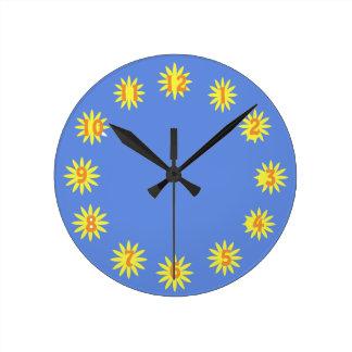 Reloj de las horas de la sol