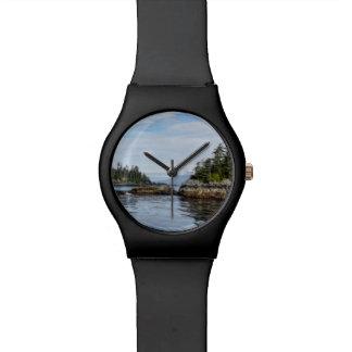 Reloj de las islas de Sitka