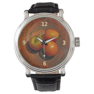 reloj de las manzanas del cortijo