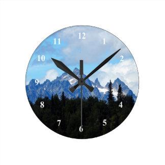 Reloj de las montañas 77