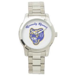Reloj de los alumnos de los pumas de Kennedy