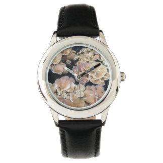 Reloj de los hongos de la flor