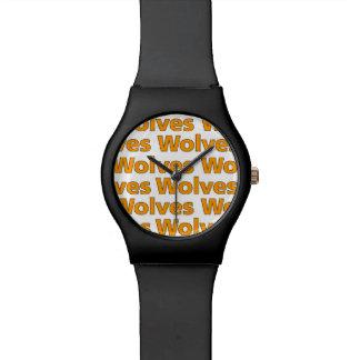 Reloj de los lobos