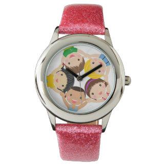 reloj de los niños